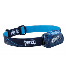 Petzl Actik Blauw Hoofdlamp - 350 Lumen