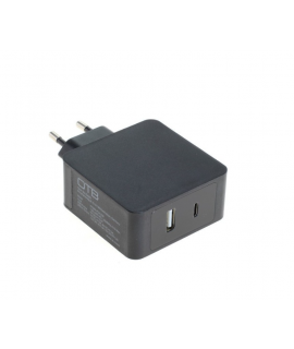 OTB USB-snellader (USB-C + USB-A) - 3A / 30W