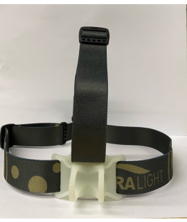 H51/H52/H53/H502/H503 Headband + Topband with glow in the dark silicone holder