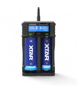 XTAR SV2 Rocket batterijlader