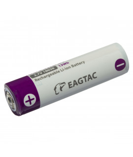 EagleTac 18650 3500mAh (protected) - 10A