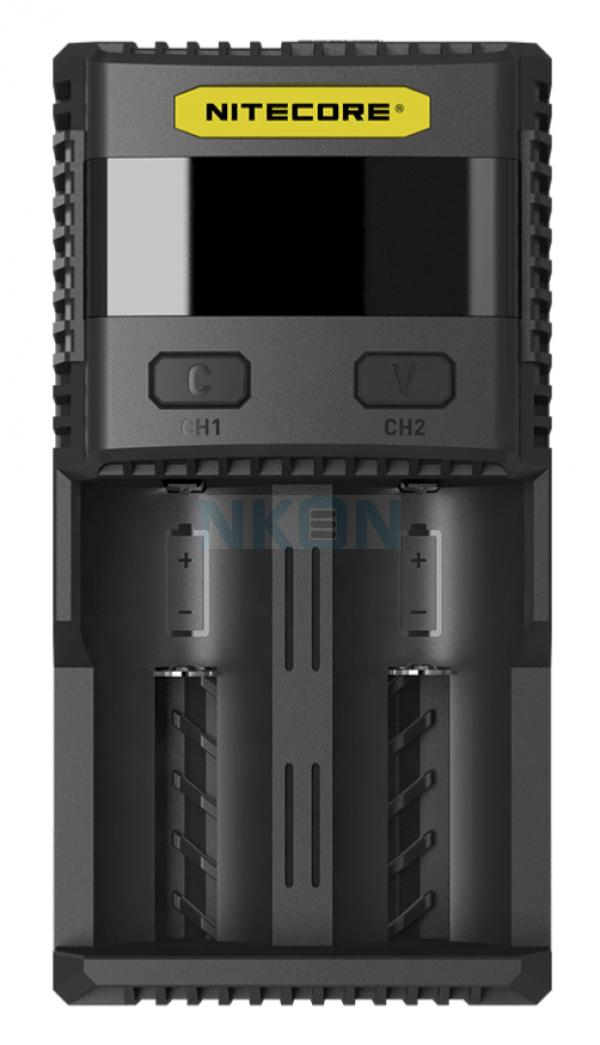 Nitecore SC2 carregador de bateria