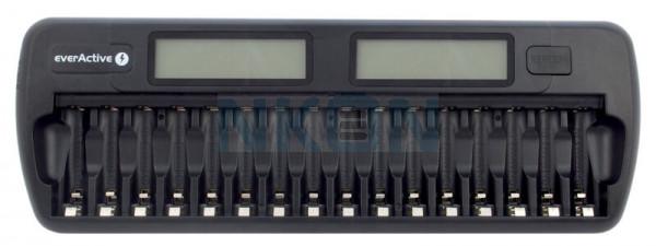 EverActive NC1600 Carregador de bateria
