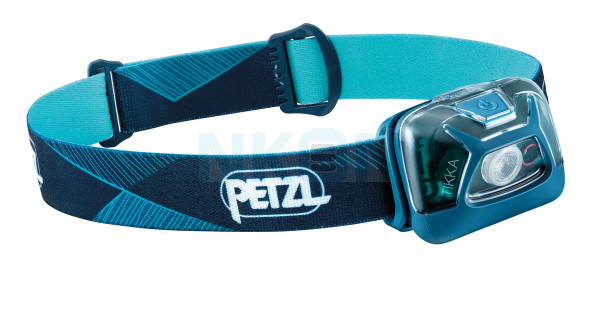 Petzl Tikka Lâmpada Principal Azul - 300 Lumen (2019 Versão)