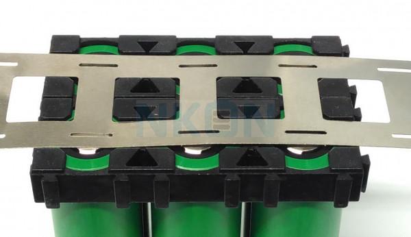 Tira de solda de níquel 1 metro - 27mm*0.15mm - para 18650 SPACER