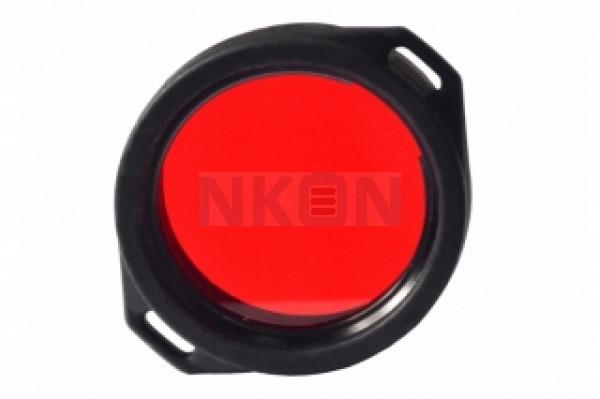 Filtro vermelho Armytek para lanternas Viking / Predator
