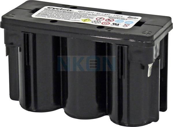 EnerSys Cyclon 6V 2.5Ah Bateria chumbo-ácido