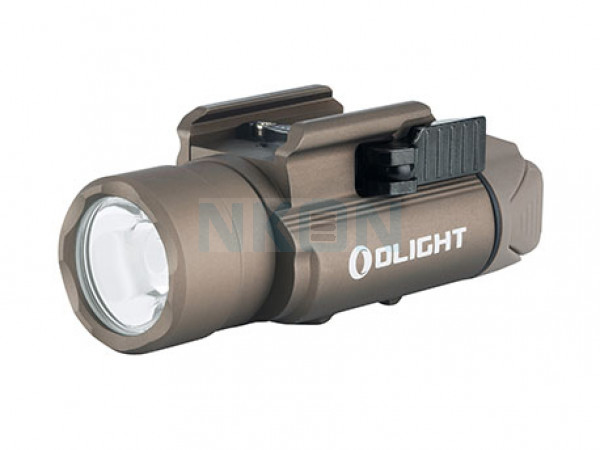 Olight PL-PRO VALKYRIE - 1500 Lumen - Edição limitada Tan