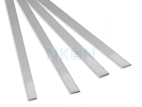 Faixa de soldar de níquel de 1 metro - 7 mm * 0,12 mm