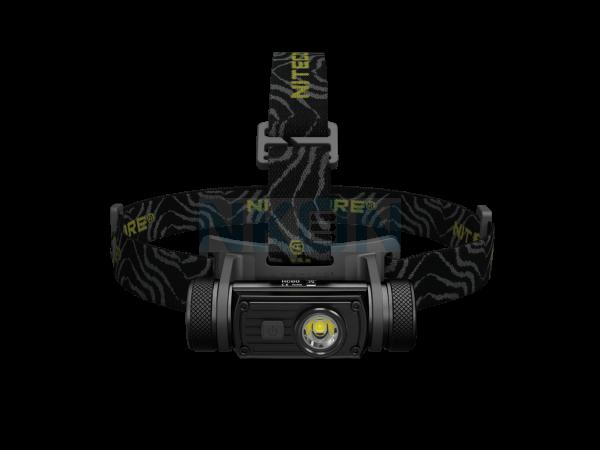 Nitecore HC60 - Farol - recarregável por USB