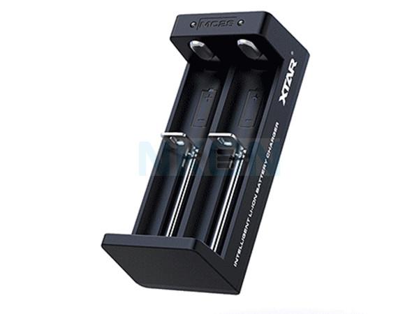 XTAR MC2S carregador de bateria