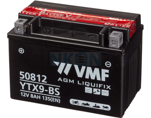 VMF Powersport MF 12V 8Ah Bateria chumbo-ácido