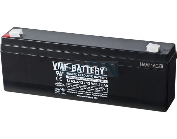 VMF 12V 2.3Ah Bateria chumbo-ácido