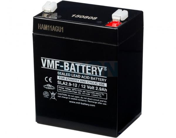 VMF 12V 2.9Ah Bateria chumbo-ácido