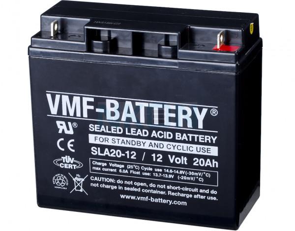VMF 12V 20Ah Bateria chumbo-ácido