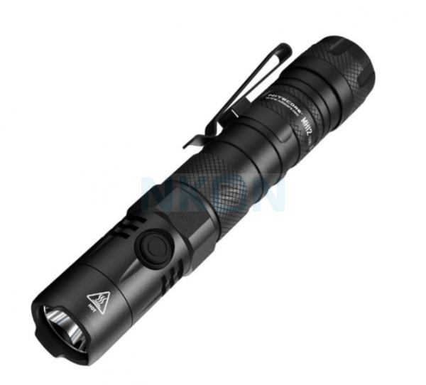 Nitecore MH12 v2 Lanterna Tática Recarregável