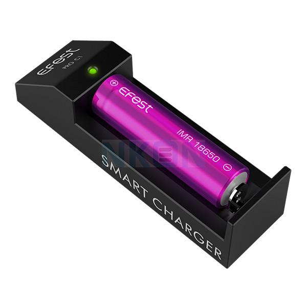 Carregador de bateria Efest Pro C1