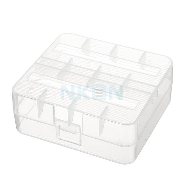 Keeppower 2x 26650 of 4x 18650 Caixa para pilhas