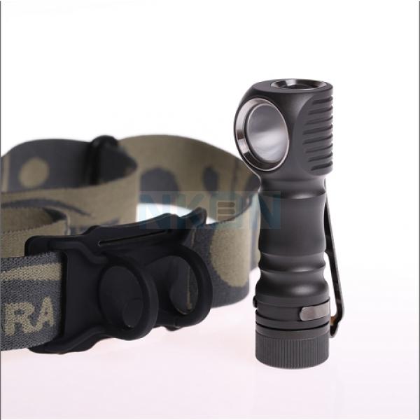Zebralight H53Fc Lanterna de cabeça Floody Neutral White High CRI