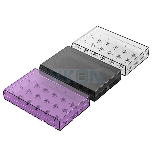 Efest H6 18650 batterijendoosje