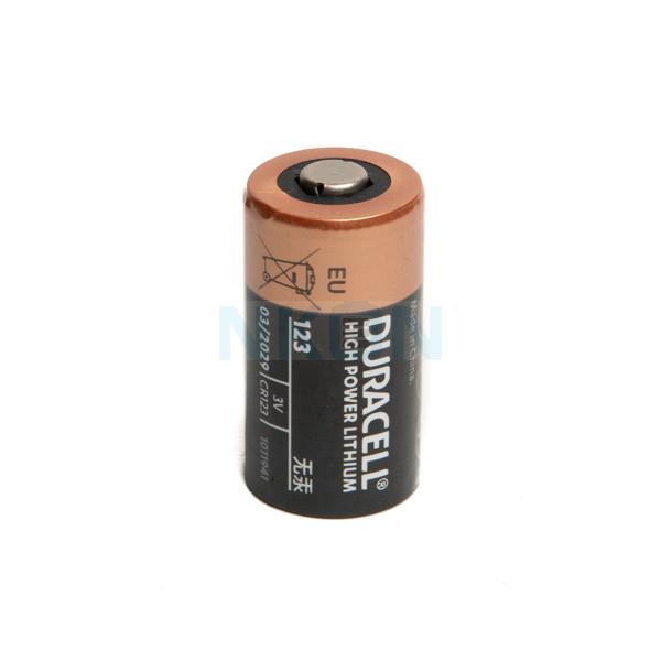 Duracell CR123A Lítio