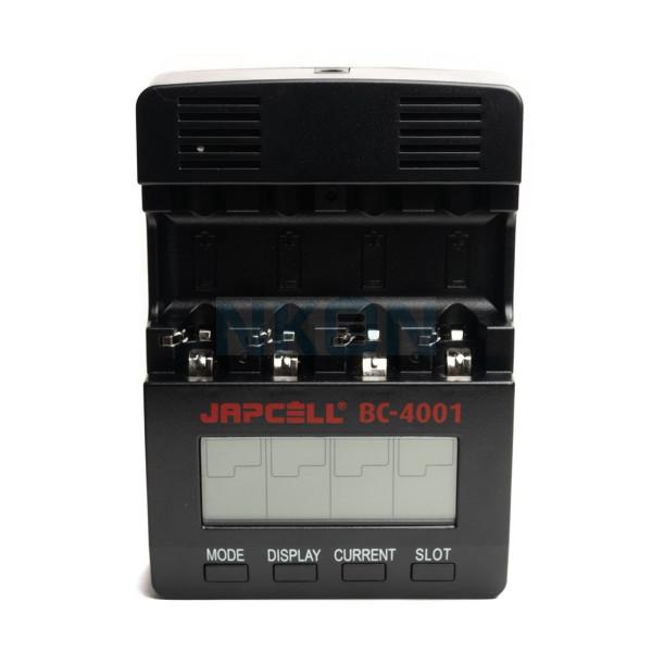 Japcell BC-4001 carregador de bateria