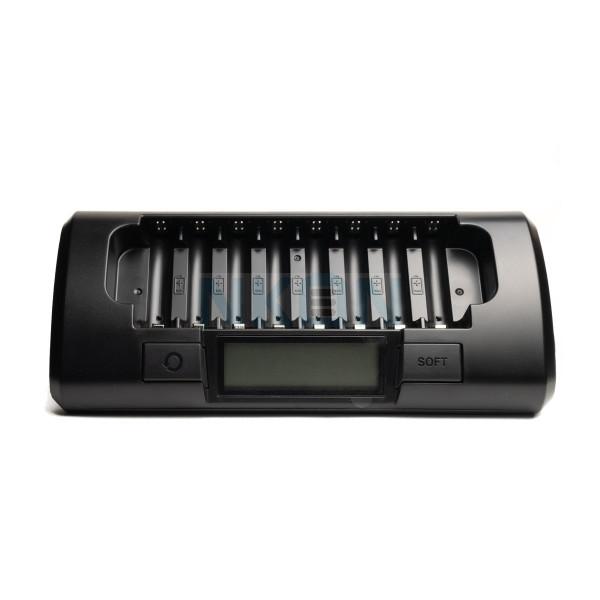 Maha Powerex MH-C801D carregador de bateria