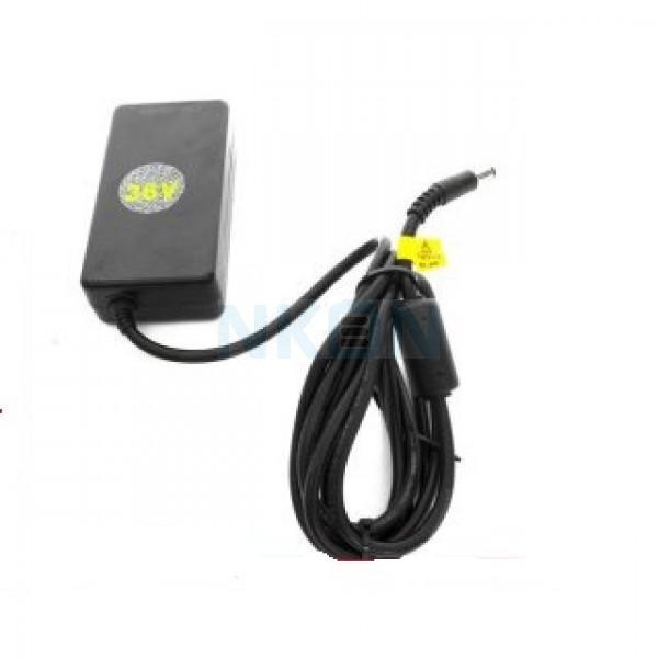 Enerpower 42V DC plug carregador de bicicleta - 1.35A