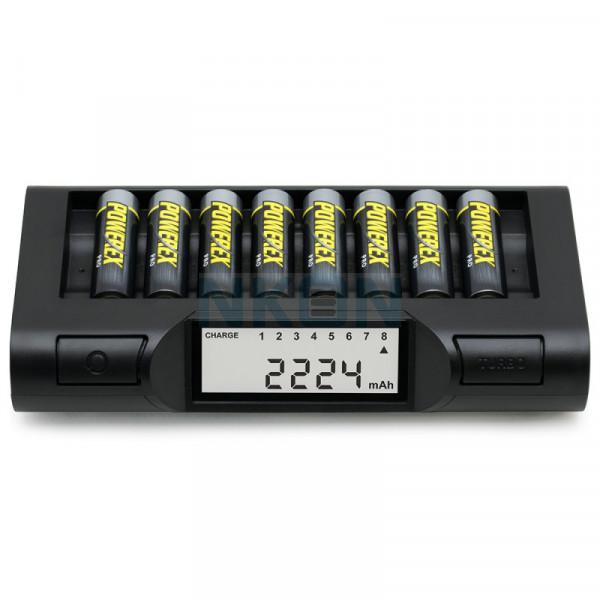 Maha Powerex MH-C980 carregador de bateria