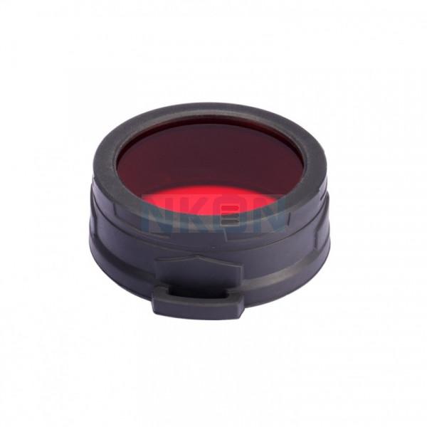 Nitecore NFR50 vermelho Filtro