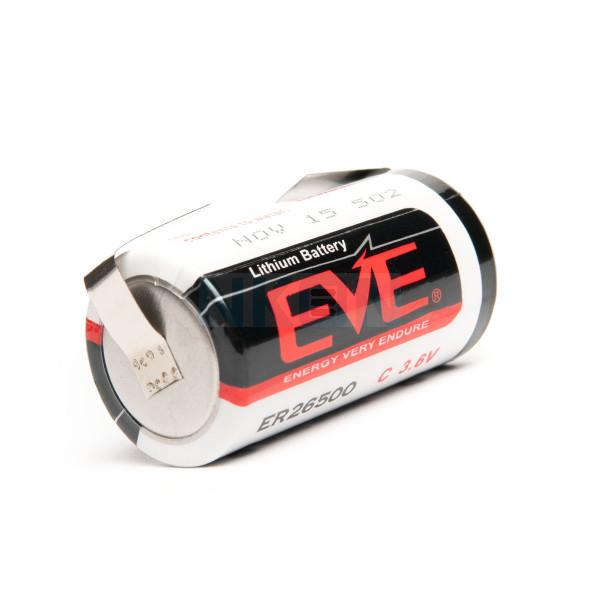 EVE ER26500 / C lábio-U - 3.6V