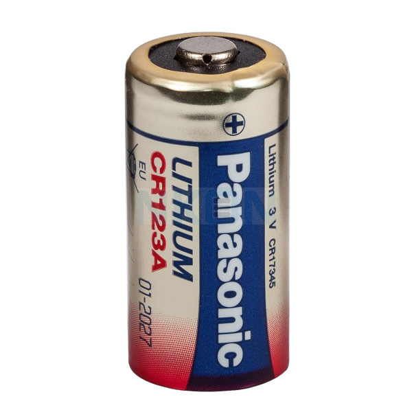 Panasonic PHOTO power CR123A - ( Preço por unidade )