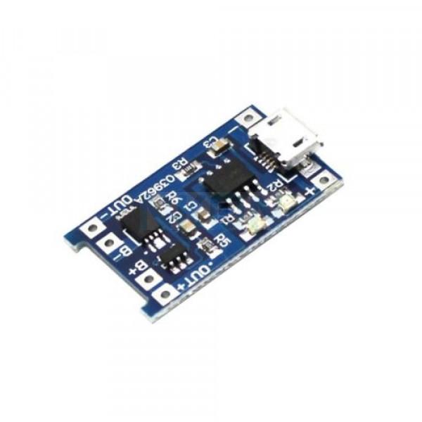 TP4056 Micro-USB Carregador - 1A