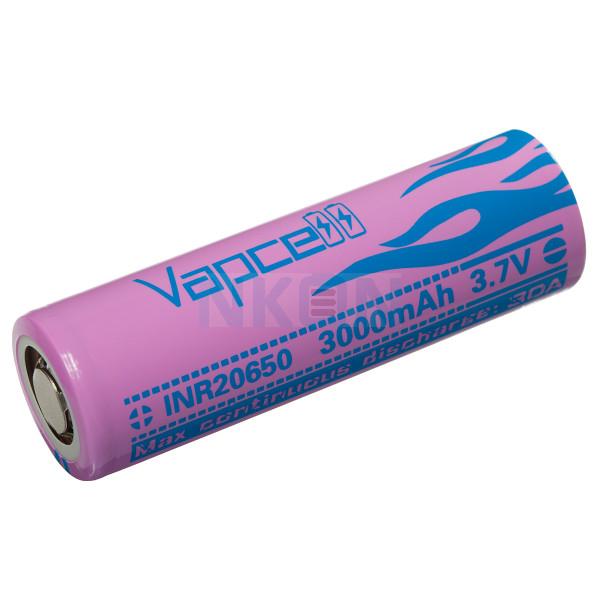 Vapcell INR20650 3000mAh - 30A