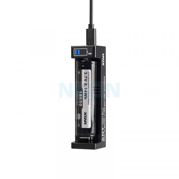 Carregador de bateria USB XTAR ANT-MC1 Plus