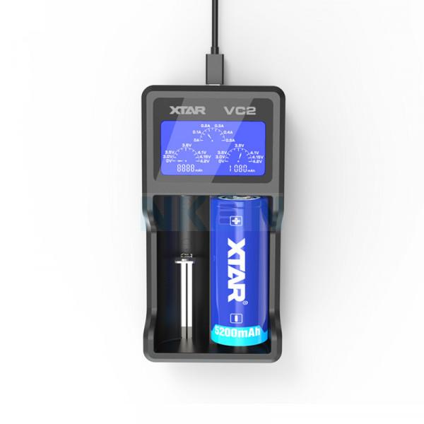Carregador de Bateria XTAR VC2