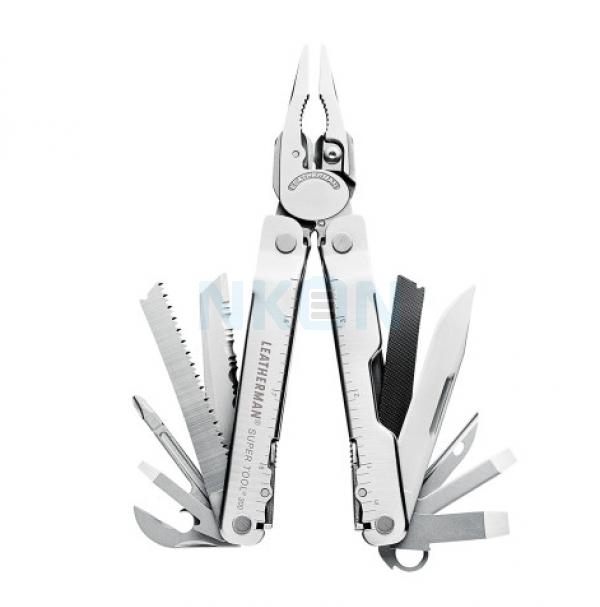 Leatherman - Super Tool 300 Coldre de Couro - Multi-ferramenta