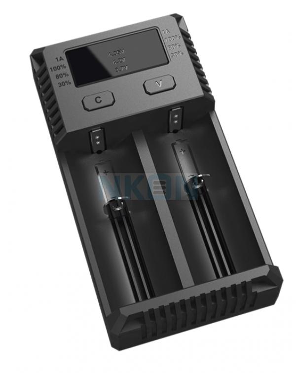 Nitecore Intellicharger i2 EU carregador de bateria