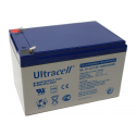 Ultracell 12V 12Ah Bateria chumbo-ácido