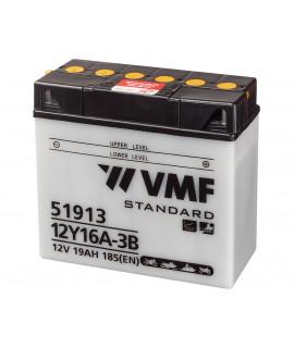 VMF Powersport 12V 20Ah Bateria de chumbo ácido