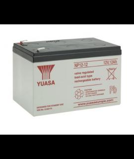 Yuasa 12V 12Ah Bateria de chumbo