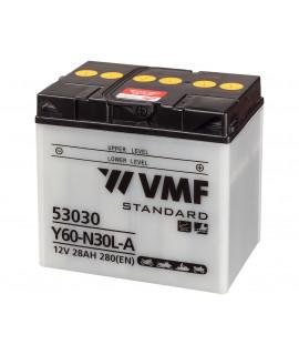 VMF Powersport 12V 28Ah Bateria de chumbo ácido