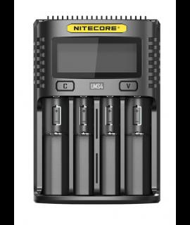 Carregador de bateria USB Nitecore UMS4