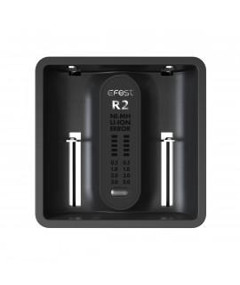 Carregador de baterias Efest iMate R2