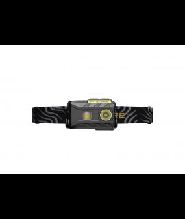 Lanterna com suporte para cabeça Nitecore NU25 - Recarregável por USB
