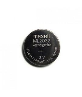 Pilhas recarregáveis Maxell ML2032