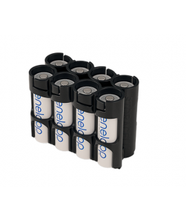 8 AA Powerpax Battery Suporte de pilhas - Magnético