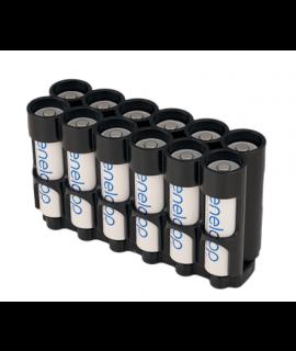 12 AA Powerpax Battery Suporte de pilhas - Magnético