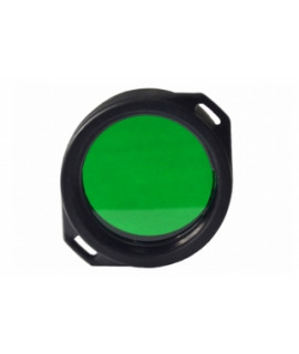 Filtro verde Armytek para lanternas Viking / Predator