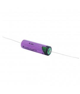 Tadiran SL-860 / AA com fios de solda (CNA) - 3,6 V